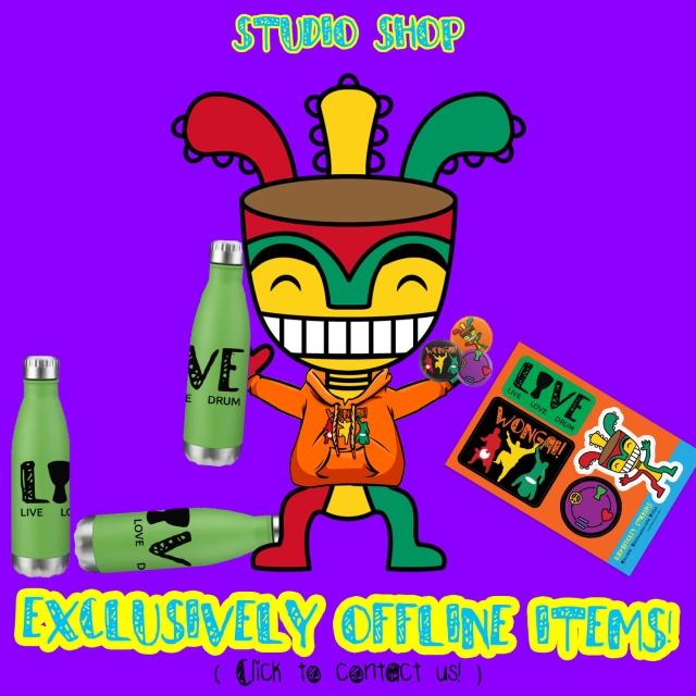 Studio-Shop-Button